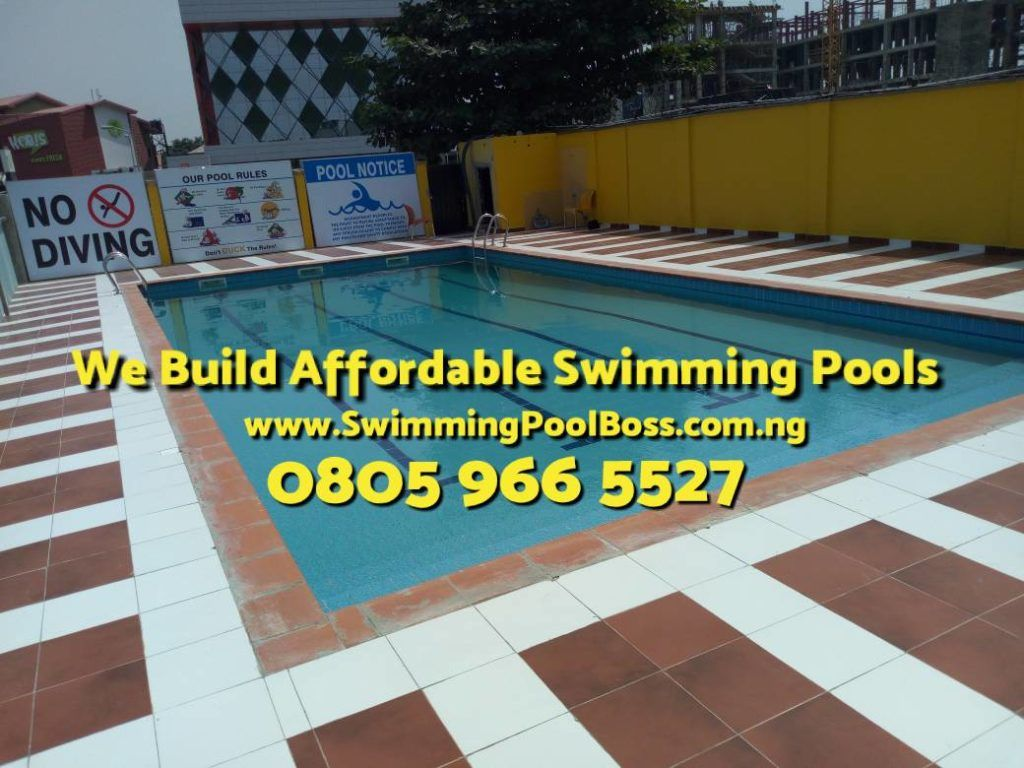 Swimming Pool Construction Company In Nigeria