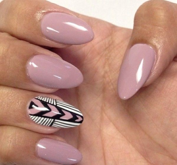 Gel Nails In Great Colors That Are Stunning For Winter | Decoration