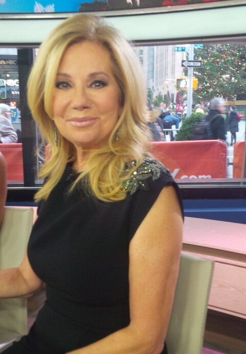 Kathie Lee Gifford in #TeriJon on the Today Show! | Women ...