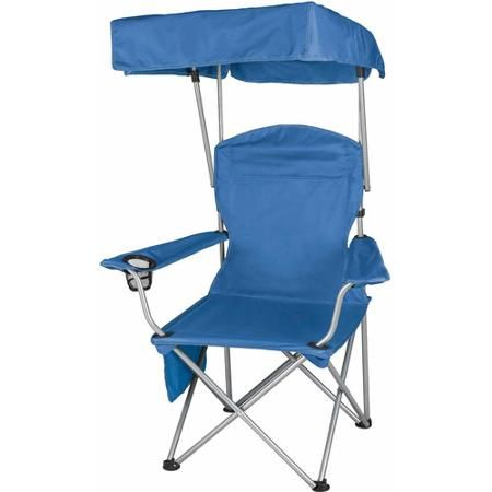 Ozark Trail Quad Folding Canopy Shade C& Chair  sc 1 st  Pinterest & Ozark Trail Quad Folding Canopy Shade Camp Chair | Gift ideas ...
