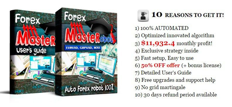 Forex Master Robot Review How To Make Money Earn Money Online