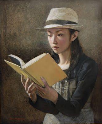 """Reading and Art: Makoto Ogiso Van Houwelingen, Bas. """"Reading and Art."""" : Makoto…"""