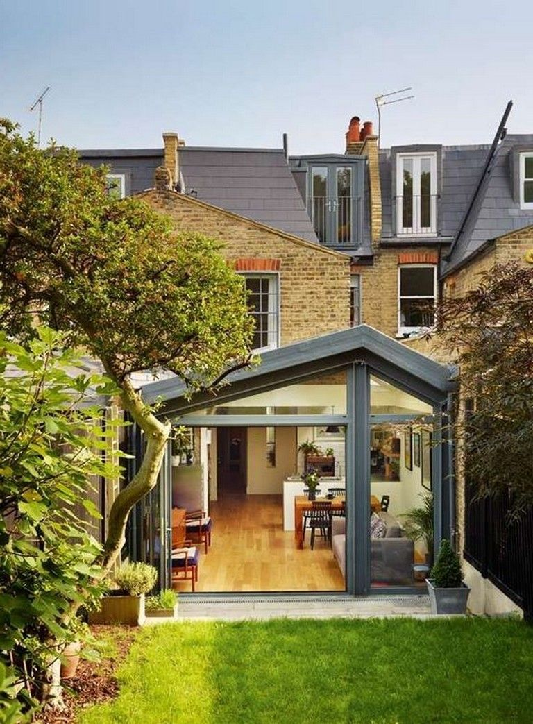 7 Stunning Home Extension Ideas: 20 Stunning Rear Extension You Can Try To Find Cool And Comfortable Atmosphere To Relax