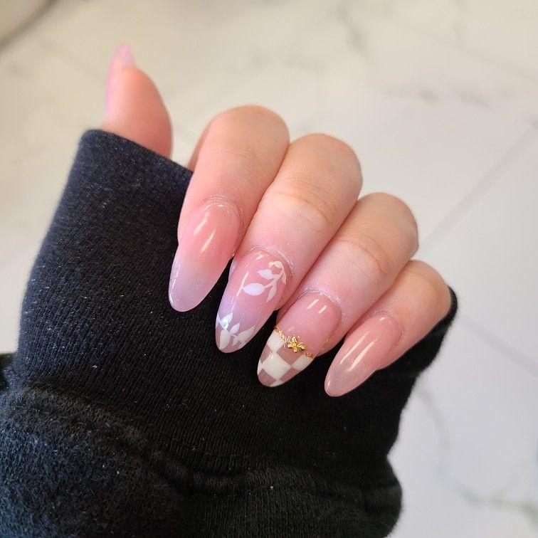 Demon Slayer Nails In 2021 Anime Nails Nails Beauty Nails