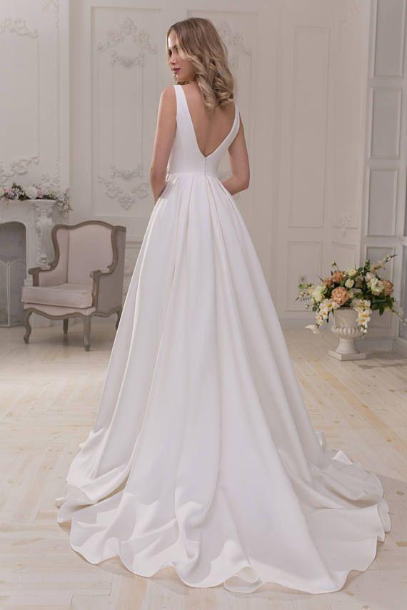 Wedding dress wedding dress FLORENTINA | Pinterest | Wedding dress ...