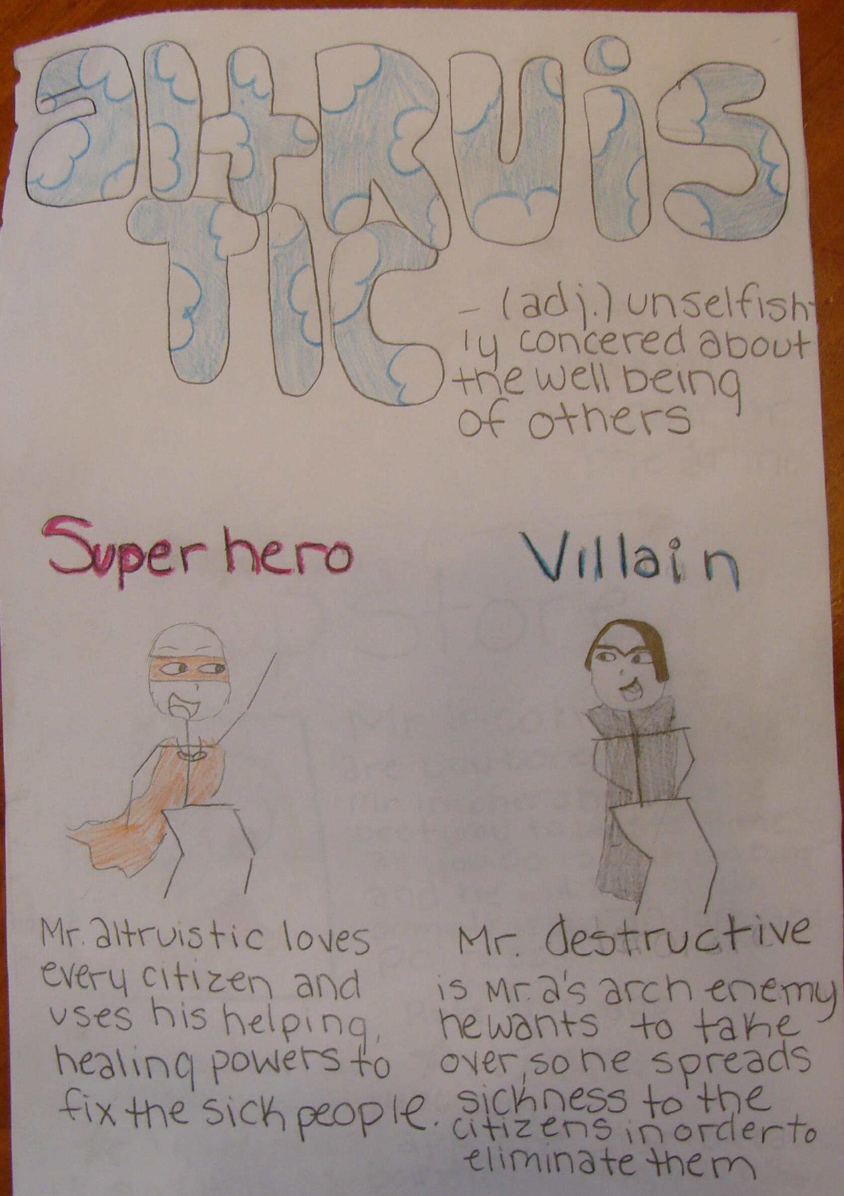 My 8th Graders Invented Six New Activities For Publishing