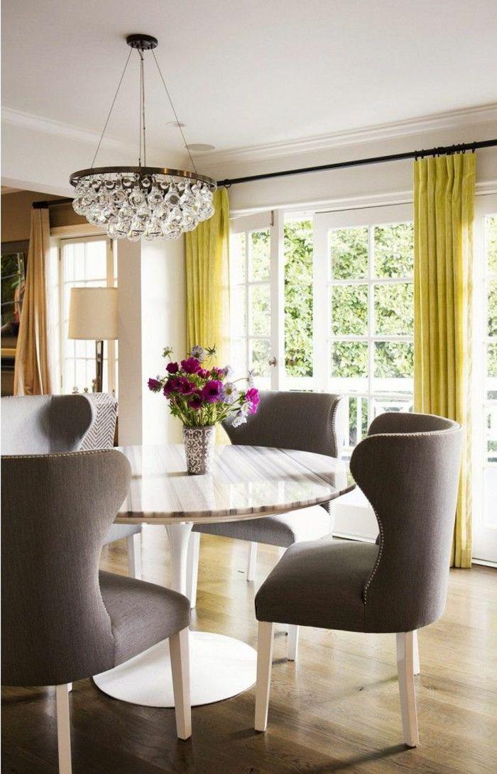 joli design pour la salle à manger complète conforama Ideal Deco