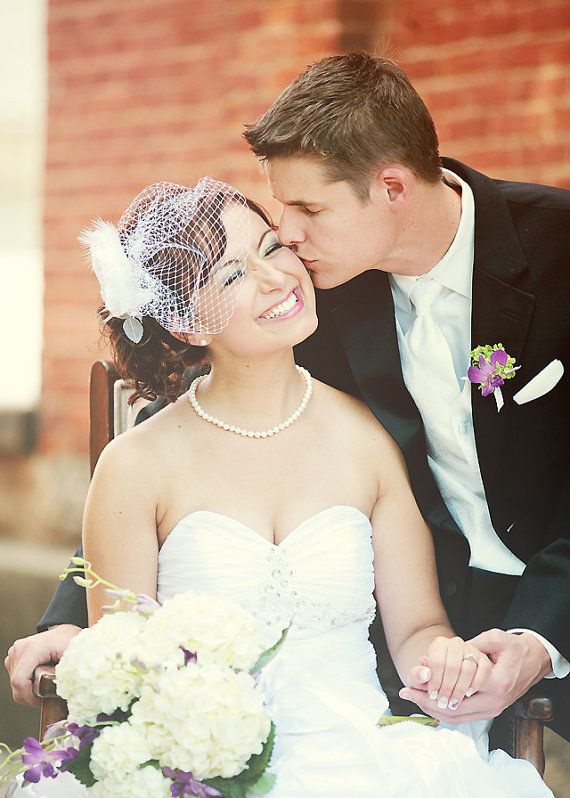 Russian-style birdcage veil from Etsy | Wedding hair accessories, Wedding dresses, Russian fashion