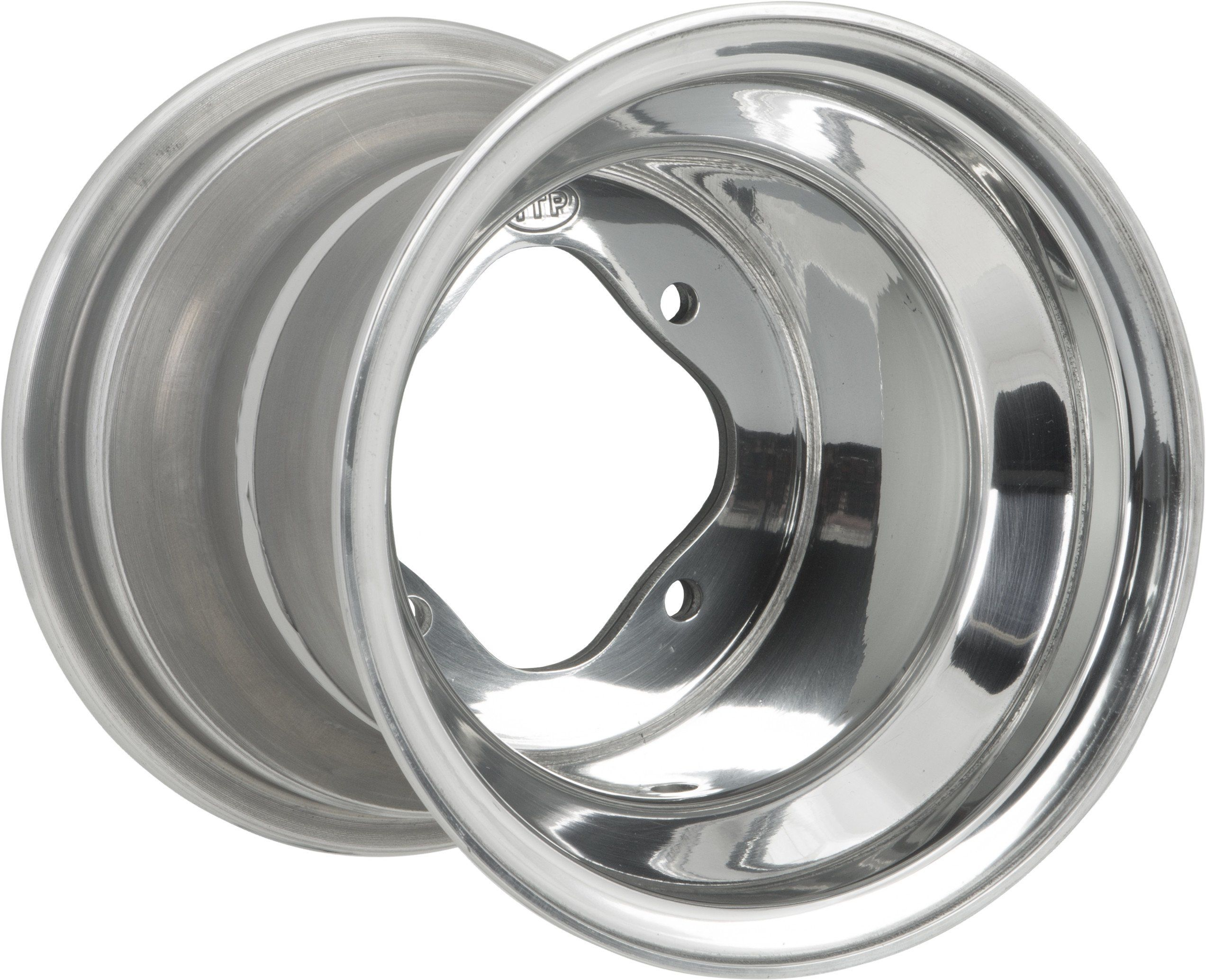 ITP A-6 Polished Front//Rear 10X8 ATV Wheel 1028585403