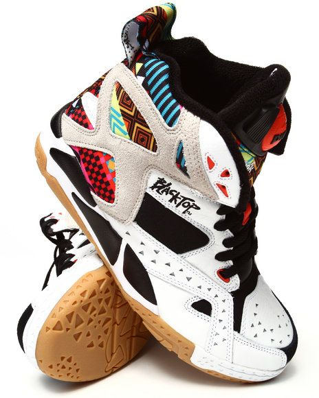 Reebok Blacktop Battleground Sneakers | SNOBETTE
