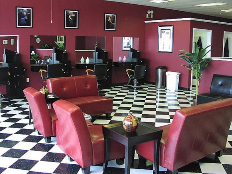 beauty salon interior design | Free Download Beauty Salon Interior ...