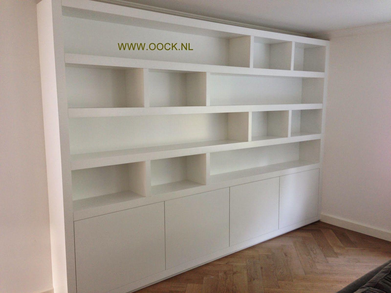 Oock boekenkast modern 1.jpg 1.600×1.200 pixels closet pinterest
