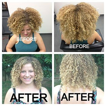 What To Expect From A Brazilian Blowout Blowout Curls Brazilian Blowout Curly Hair Tips
