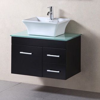 wall mounted bathroom vanity. Wall Mounted 24 Inch Vanity With Sink - Google Search Bathroom