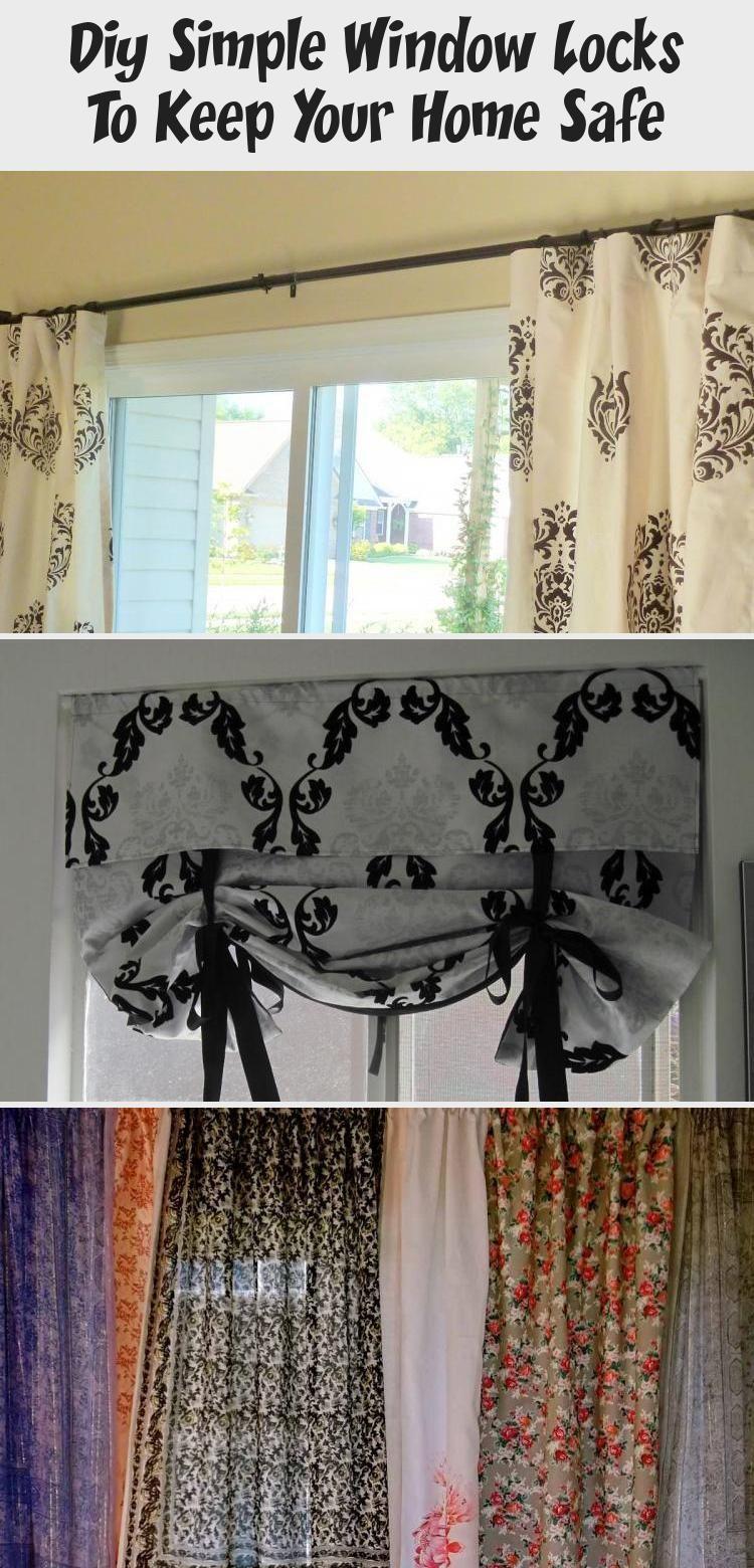 Diy Simple Window Locks To Keep Your Home Safe - DIY, 2020