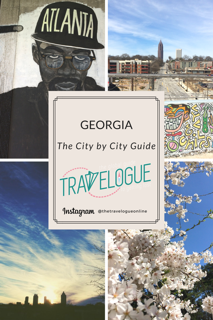 One Page Travel Guide to is one southern