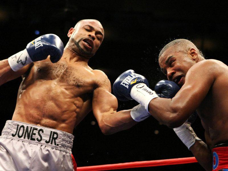 Boxing day boxeur