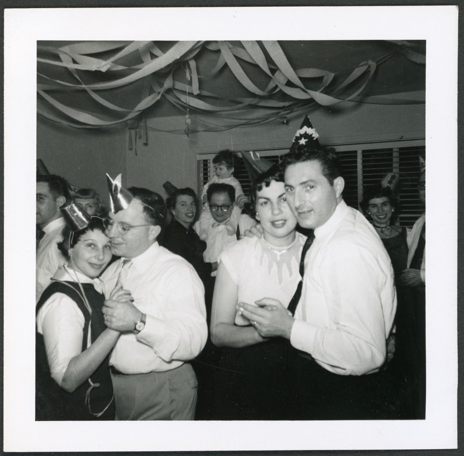Party Time! Vintage New Years Eve Photos | Party themes ...