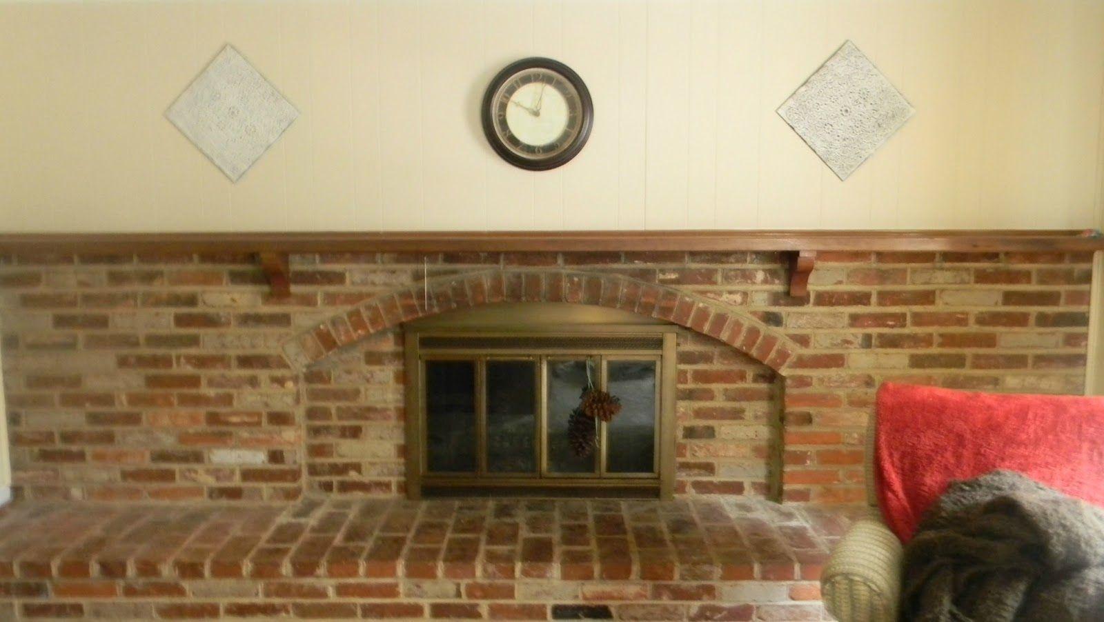 Whitewashed brick for the home pinterest white wash brick
