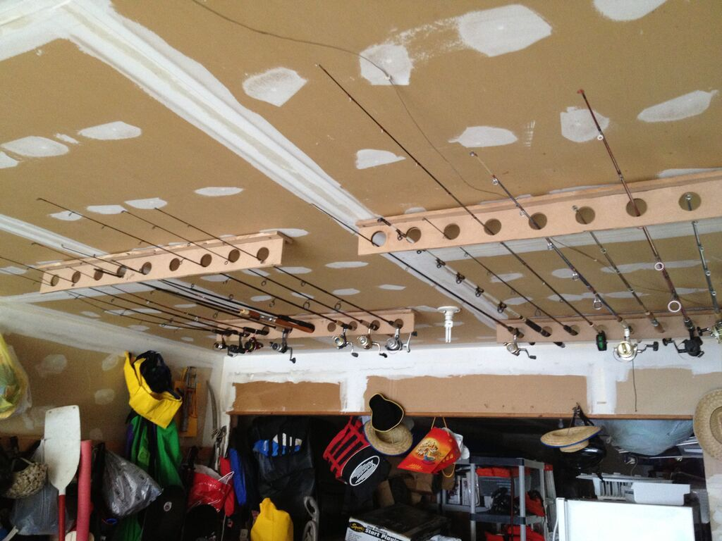 attached sportfishing rod images truth holders forum post your boating mounted the charters ceilings attachment ceiling and hull