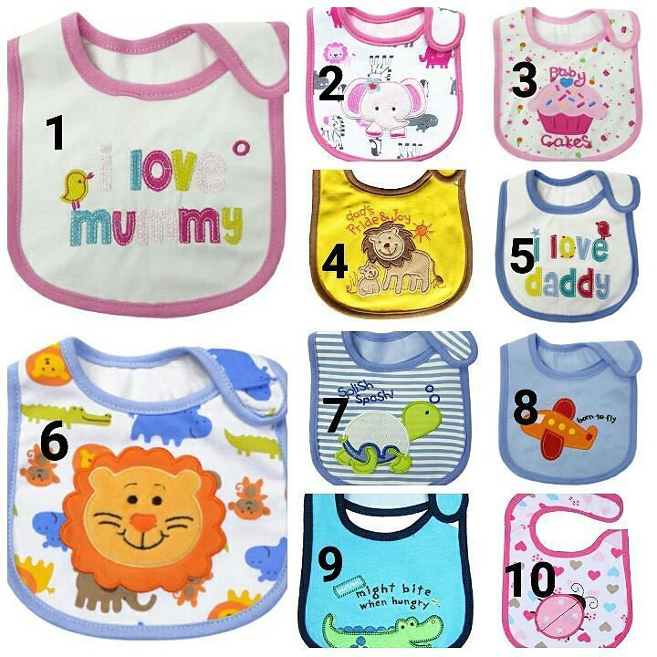Carter's Bib  RM10.00 exclude postage  Material: 100 % cotton  Ideal help for the parents during their children's meal time  Soft and comfortable for baby's delicate skin  Easy to wash. Velcro closure.  Free size. One size for all  Sizes: 20 x 20 cm  Age group: 0 to 2  #bib #babybib #babybibs #carters #cartersbaby #barangbaby #bajubabymurah by pesona.babystore