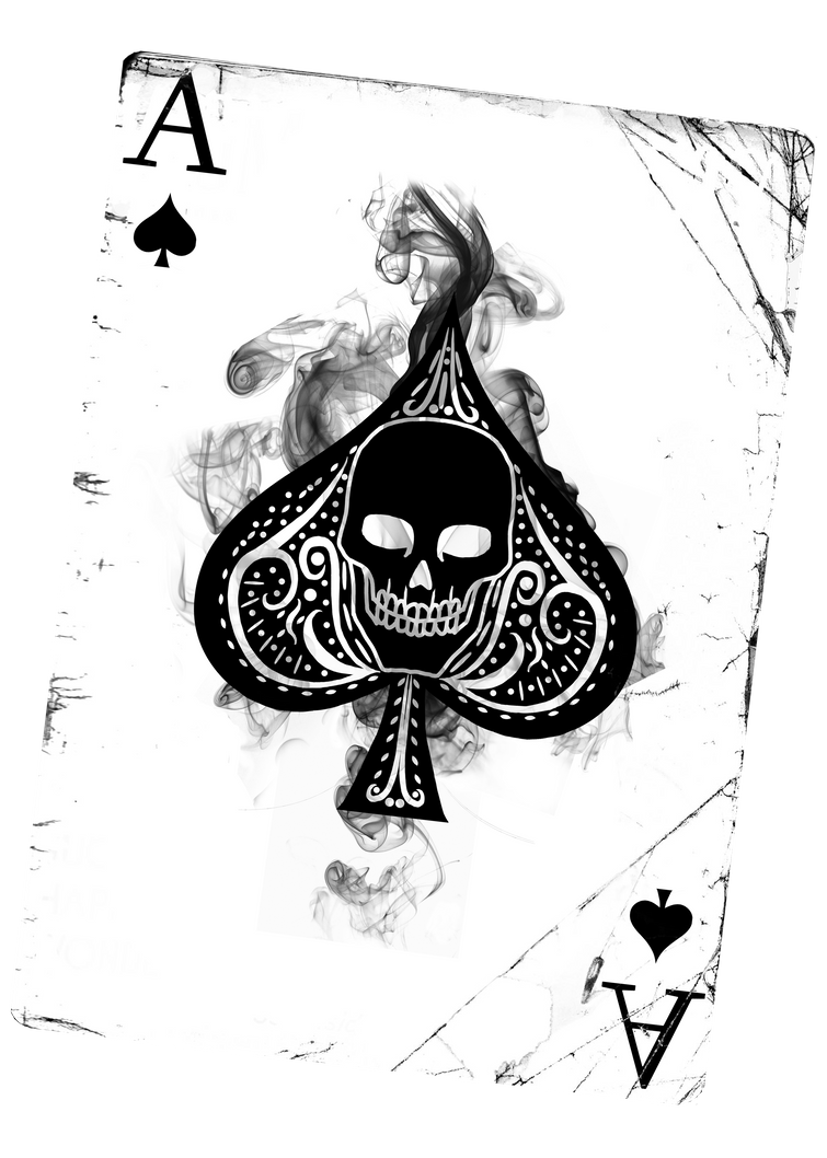 Pin On Ace Of Spades Tattoo