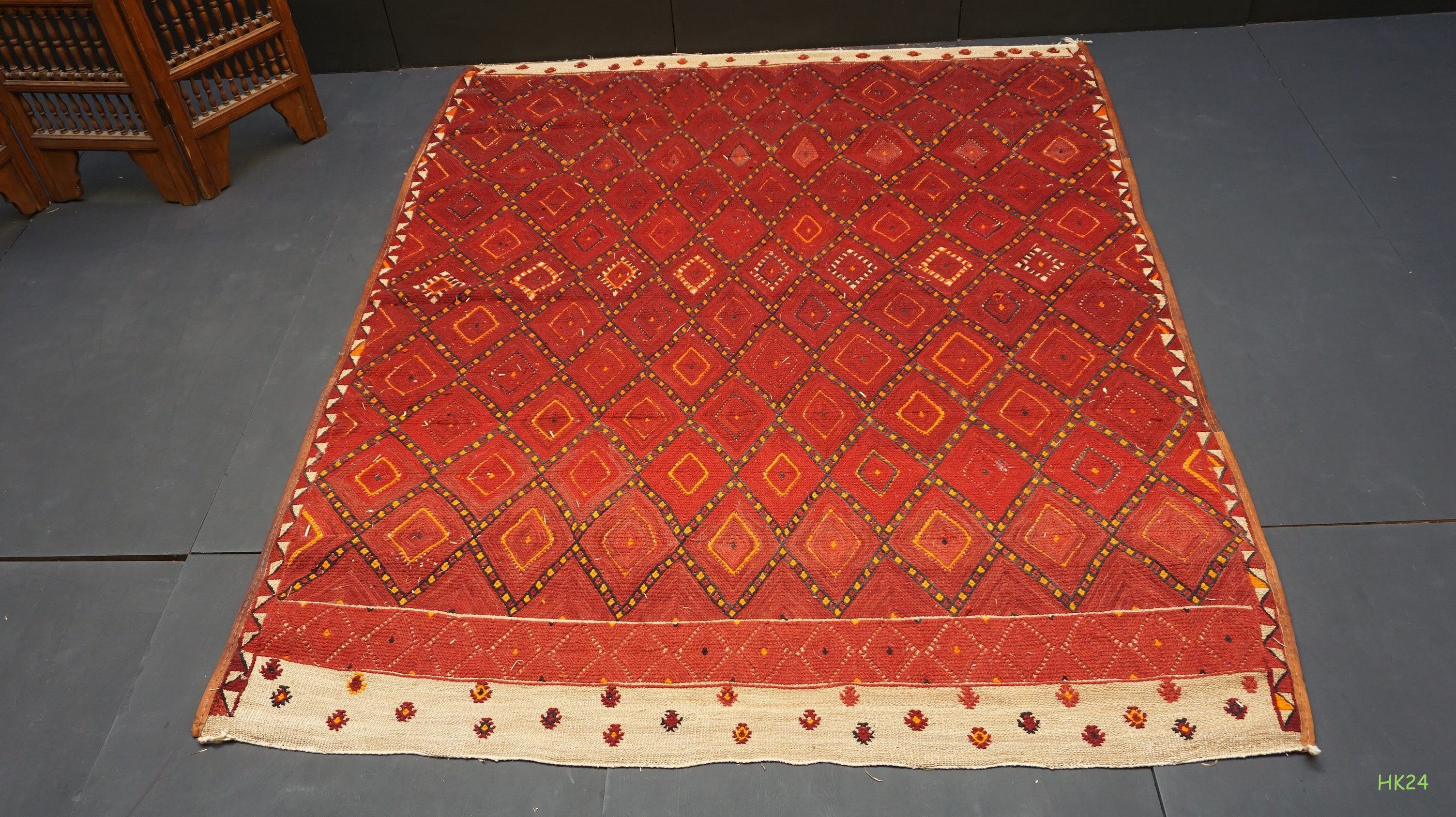 products straw vintage mat mats moroccan stunning carpet fabulous trim berber img leather hassira