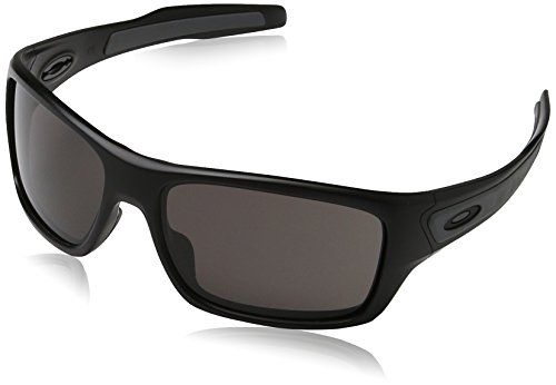 8b7c686d6d3 Oakley Mens Turbine OO926301 Rectangular Sunglasses Matte Black 65 mm     Read more at the image link.Note It is affiliate link to Amazon.