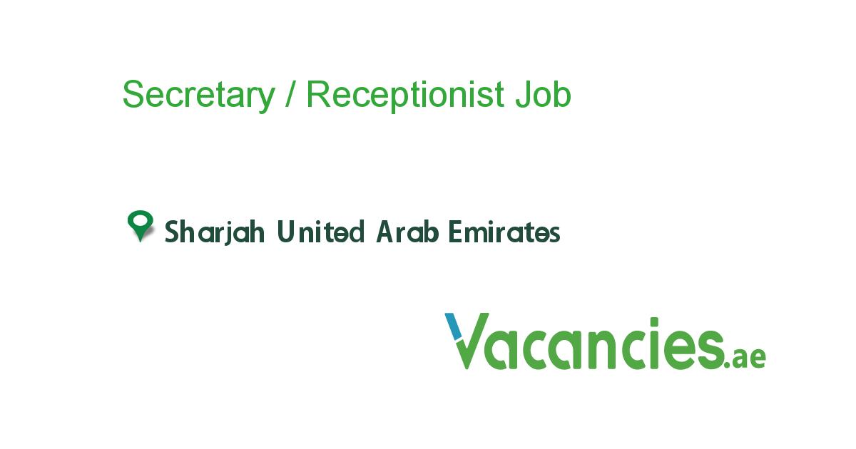 Secretary Receptionist Assistant Jobs Executive Jobs Receptionist Jobs