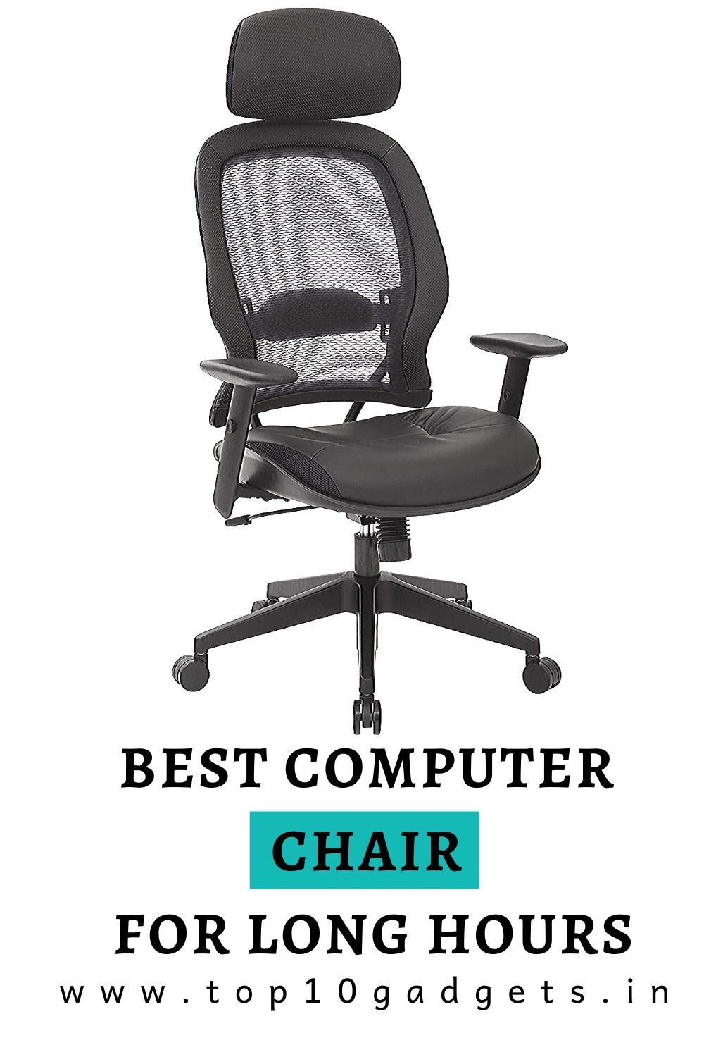 Best Computer Chair For Long Hours Buying Guide & Review
