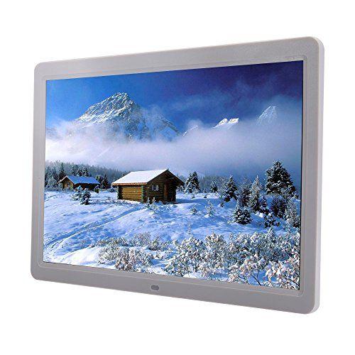 MicroMall 15Inch 1280x800 High Resolution LED Digital Photo
