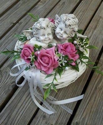 grabgesteck grabschmuck rosen engel trauerfloristik gedenktag urnengrab grabgestecke. Black Bedroom Furniture Sets. Home Design Ideas