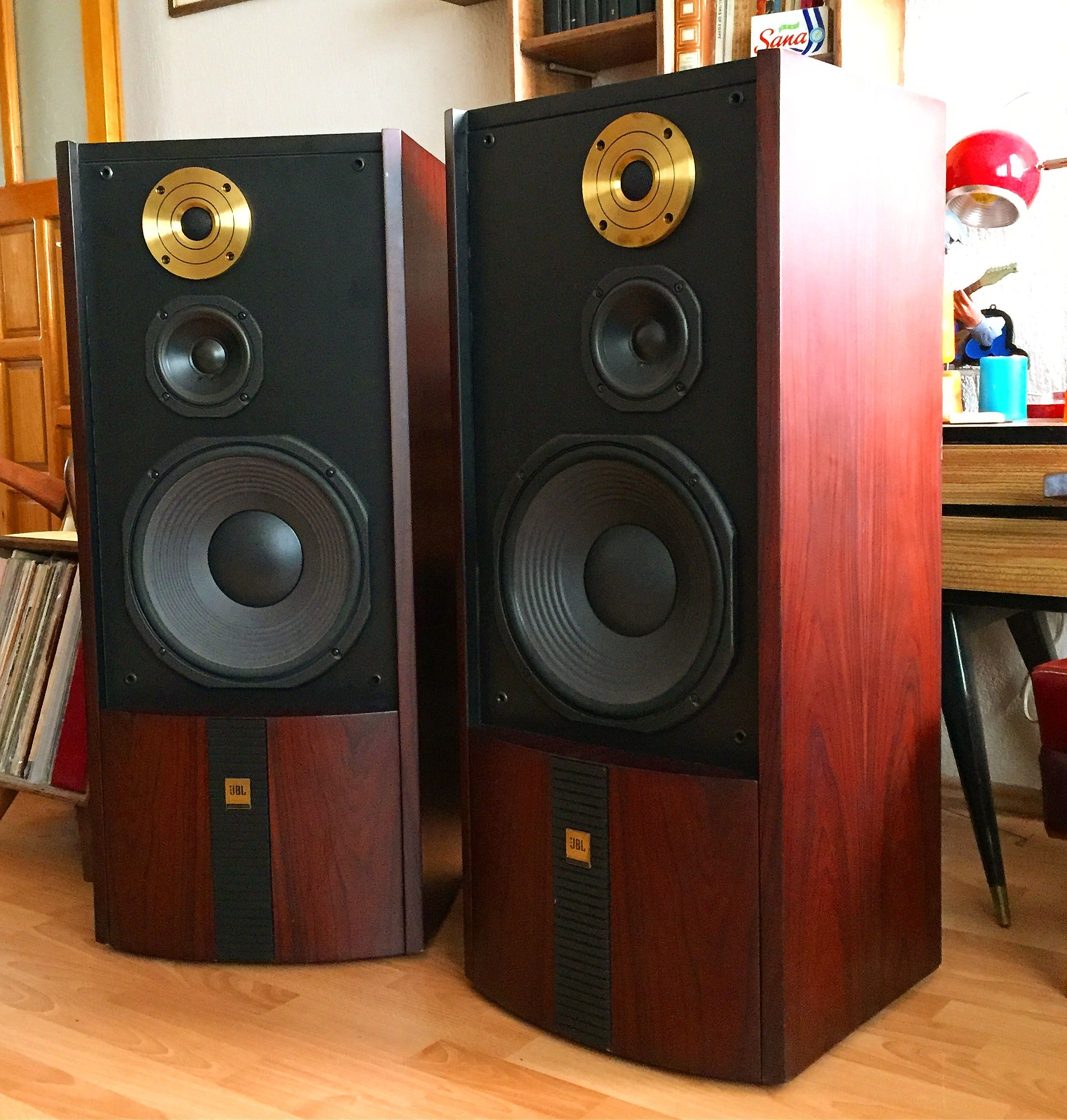 Jbl Gold Special Edition Series6 Stereovintage Vintage Speakers Audiophile Speakers Loudspeaker