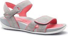 $85 Women'S Dansko Kami Dress Sandal IN Grey Pink Suede EU 39 US 8 5 9   eBay