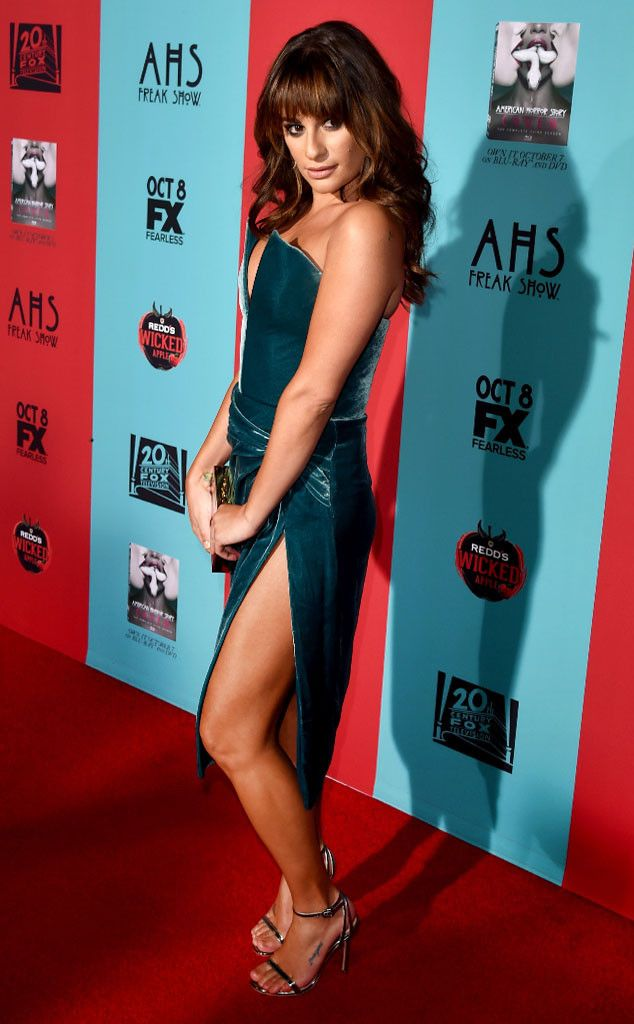 Lea Michele From The Big Picture Todays Hot Photos -5535