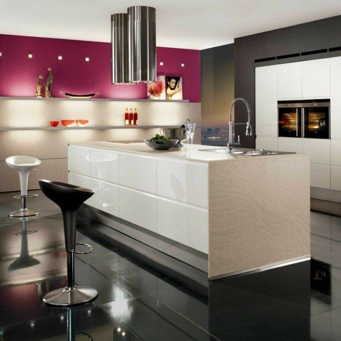 31 Popular Open Kitchen Design | Decorating Tiny, Small or ...
