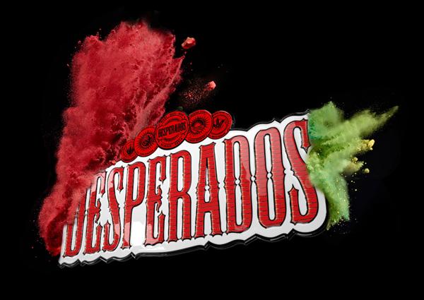 Desperados Logo Study On Behance Neon Signs Logos Behance