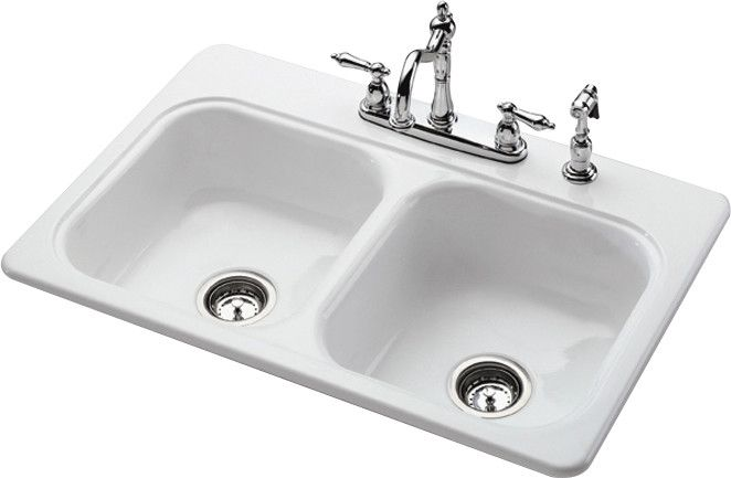 Layla Double Bowl Kitchen Sink