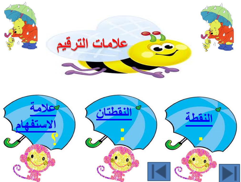 بوربوينت لعبة درس علامات الترقيم للصف الثالث مادة اللغة العربية Candy Birthday Cakes Birthday Save