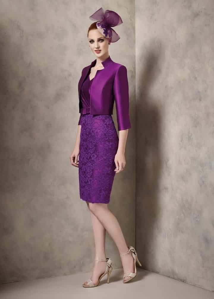 El vestido cóctel y otros diseños con los que serás la madrina más ...