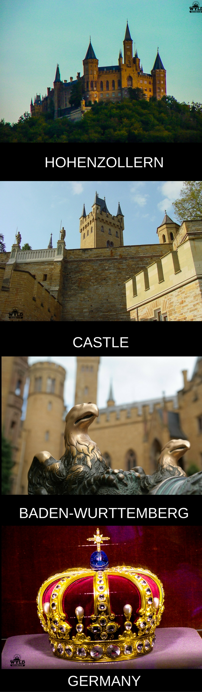 Berg Hohenzollern  was truly amazing. I could not take my eyes off it as we got…