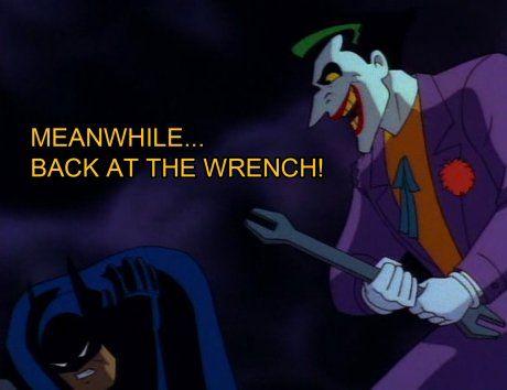 Another side splitter from good ole' uncle Joker