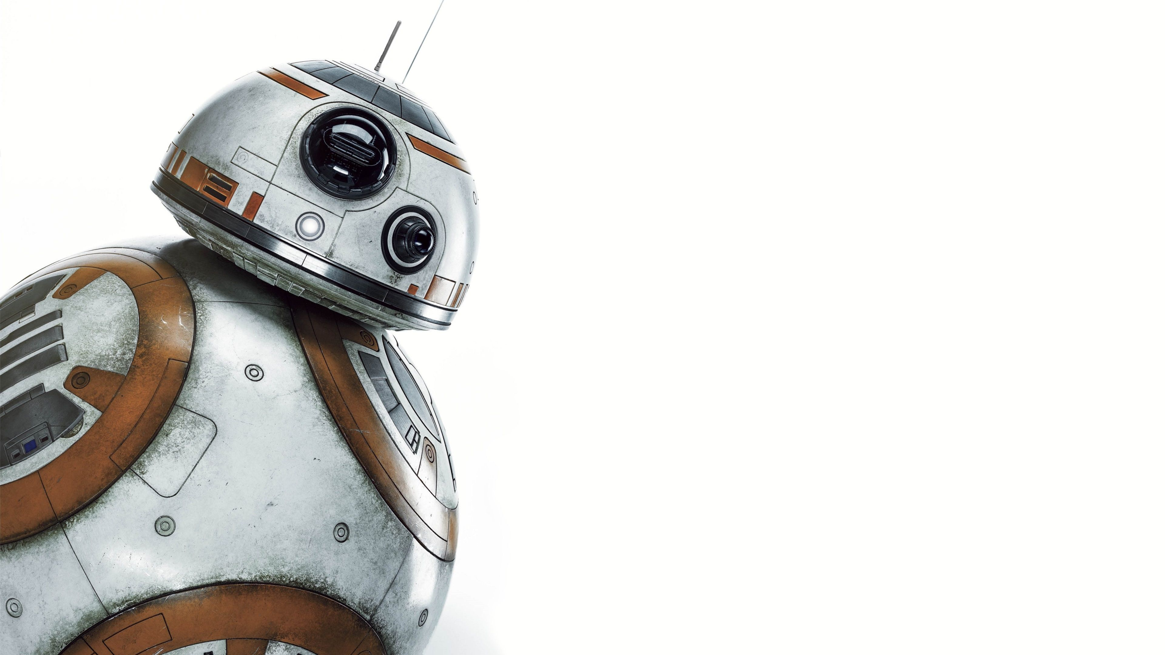 3840x2160 Bb 8 Droid 4k Free Wallpaper Download Star Wars Wallpaper