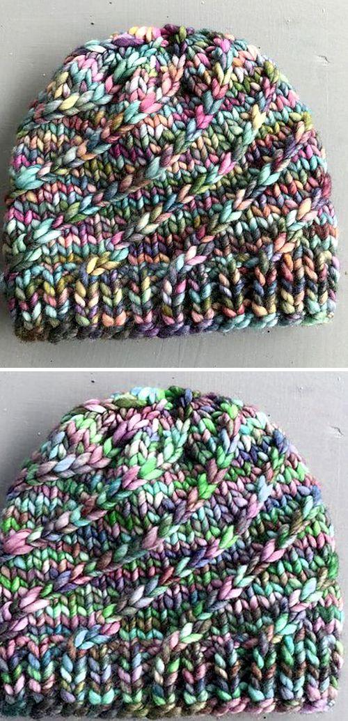 Photo of Mega Spun – Knitting Pattern