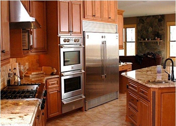 Maple Kitchen cabinets   Maple kitchen cabinets, Kitchen ...