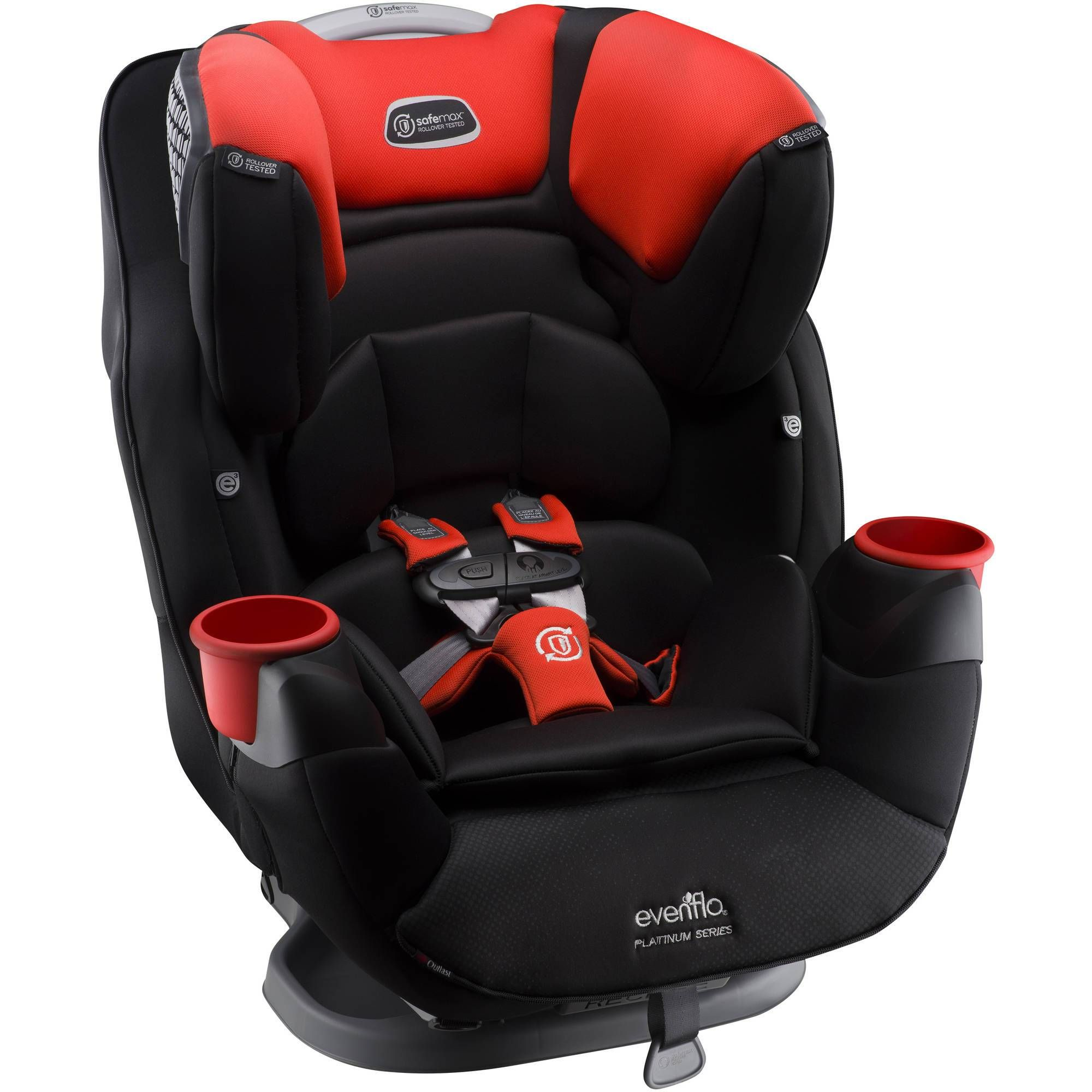 Evenflo Platinum SafeMax™ AllinOne Convertible Car Seat