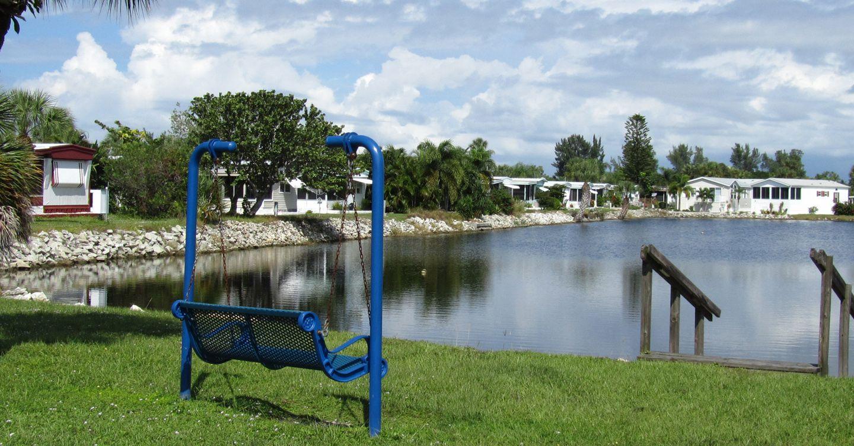 Indian Creek Rv Resort Mh Community At Fort Myers Beach Fl Sun Resorts