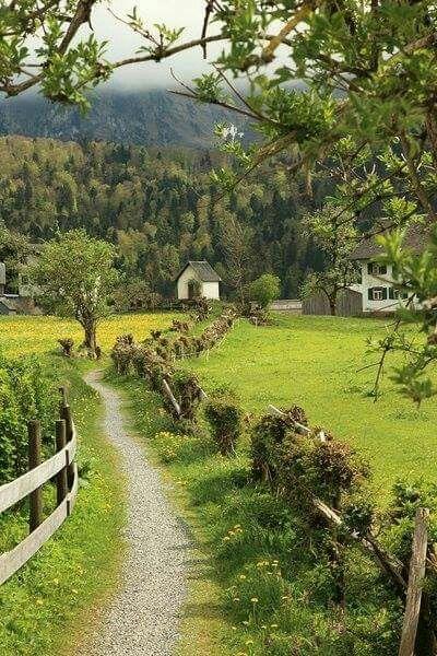 Bregenzerwald Com Imagens Fotos De Paisagem Paisagem Fantasia