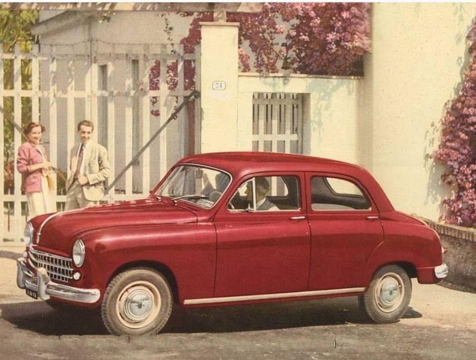 1950 Fiat 1400 Auto Auto S