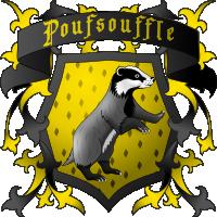 Poufsouffle | Poufsouffle, Animaux harry potter, Harry potter
